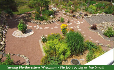 Serving Northwestern Wisconsin - No Job Too Big or Too Small!
